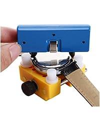 WATCH relojes kit de herramientas abridor de reloj ajustable carcasa extractor de prensa más cerca