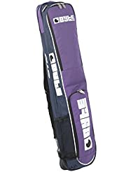 Byte Hockey Stick bolsa Club morado azul marino