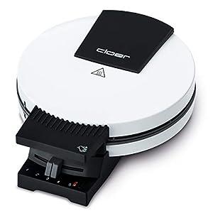 Cloer 181 - Máquina para hacer gofres, color blanco de Cloer