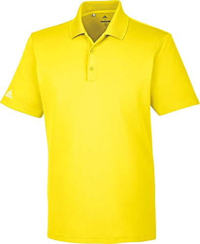 adidas Cf9348 Golf Poloshirt für Herren XXL gelb