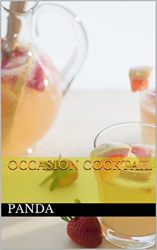 OCCASION COCKTAIL (English Edition) (Spirituosen Halloween)