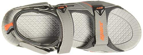 Sparx Men's Gyor Sandals-9 UK/India (43.33 EU) (SS0457G)