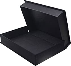 A2 A3 A4 Archival Box 50mm Deep With 10 Archival Sleeves (A3)