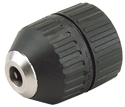 Draper 30316 10 mm Capacity 3/8-Inch x 24 UNF Jacobs Keyless Chuck - Jacobs Keyless Chuck