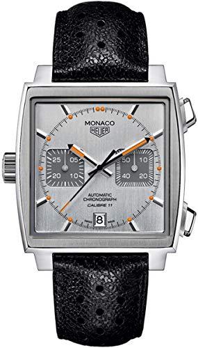 Tag Heuer Tag Heuer Monaco Automatico Cronografo Mens Orologio CAW211C.FC6241