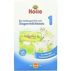 Holle Bio-Anfangsmilch auf Ziegenmilchbasis 1, 400 g