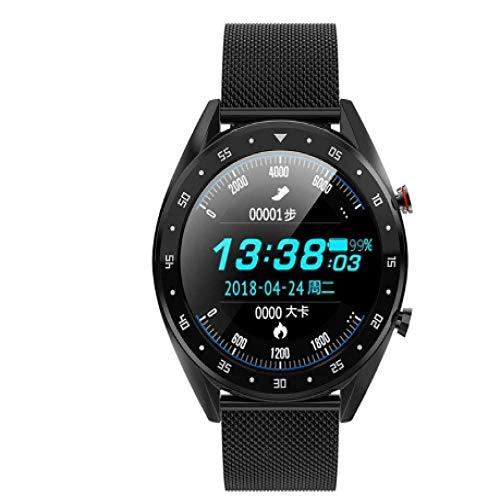 JASAFAJFH SportuhrTestberichtwasserdichte Schwimm-Smartwatch