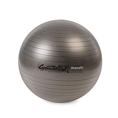ORIGINAL Pezzi Gymnastik Ball Maxafe 75 cm anthrazit
