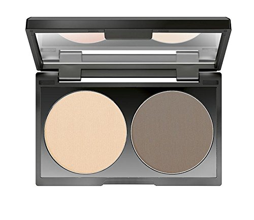 Makeup Factory – Duo countouring Powder Light Coffee