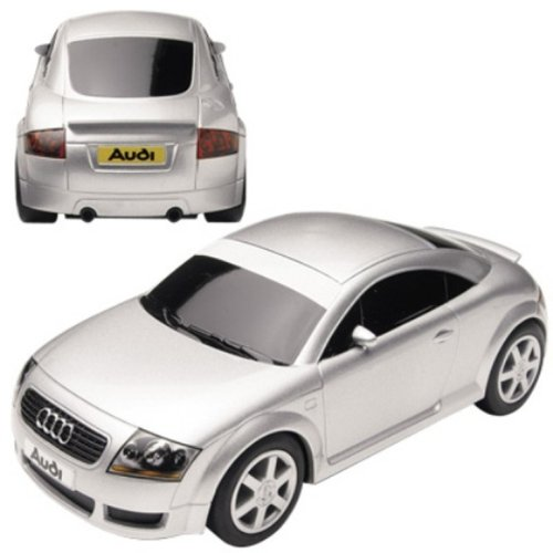 Scalextric C2506 Audi TT Silver