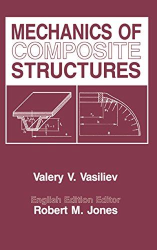 Mechanics Of Composite Structures (English Edition) por V.V. Vasiliev