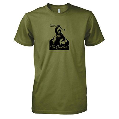 TEXLAB - Gordon Freemans Weapon of Choice - Herren T-Shirt, Größe M, (Gordon Half Kostüm Life Freeman)