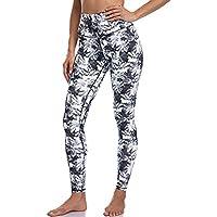 beetleNew Mujer Ropa INS Damas Pantalones de Yoga Ajustados Profesionales Sección Delgada Pantalones de Fitness Deportes Cintura Alta Pantalones de Cadera Impresión era Delgada