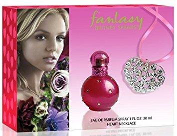 Britney Spears Fantasy Eau de Parfum Spray Gift Set 30 ml