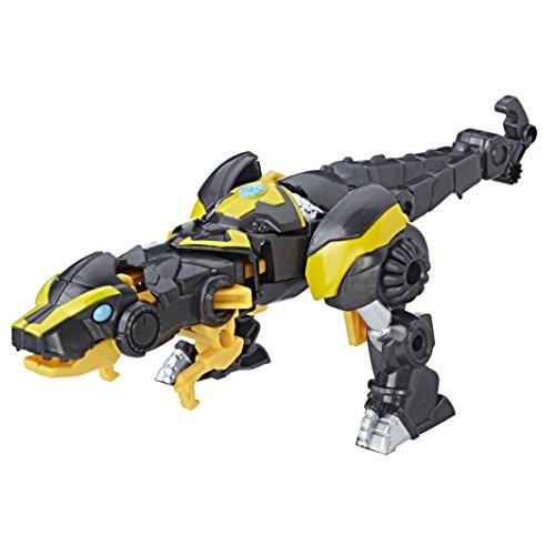 Transformers Playskool Rescue Bots-Figur (Roboter zu Ankylosaurier)