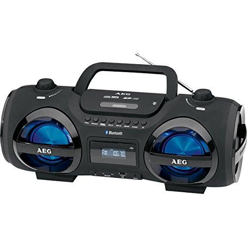 AEG Radio CD/MP3/USB/BT SR 4359-Amazon Verkäufer. Angebote für Ihr Zuhause.