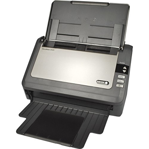 Cheapest Xerox DocuMate 3120  – USB 600 dpi colour document scanner, 2- sided ADF, 20 ppm, mac or PC Reviews