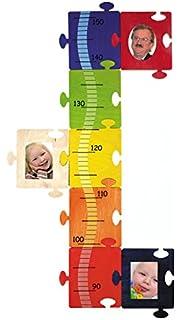 Messlatte Holz 80-150cm klappbar Kinder Kindermesslatte Messleiste Holzspielzeug