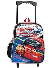 Preisvergleich für Unbekannt Disney Pixar Cars 30,5cm Kleinkinder Rolling Rucksack