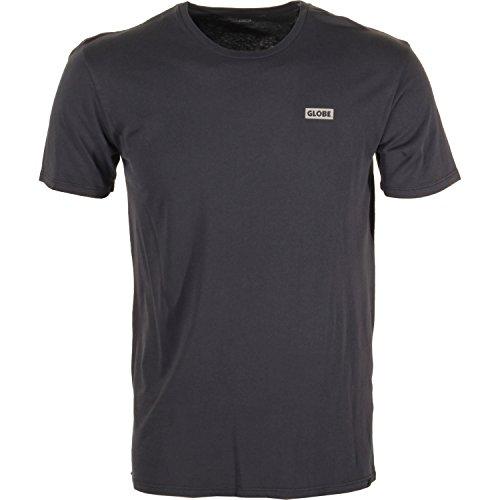 Globe -  T-shirt - Maniche corte  - Uomo Black Small