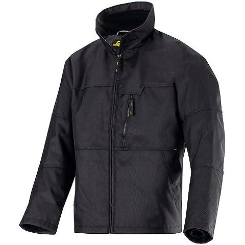 NEW Snickers–Robusto Rivestimento Trapuntato taglio frontale alto completo lunghezza giacca