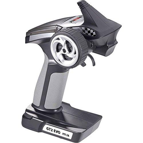 Reely GT2 EVO Pistolengriff-Fernsteuerung 2,4 GHz Anzahl Kanäle: 2 inkl. Empfänger