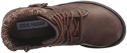 Steve Madden J Buckles Toile Bottine brown