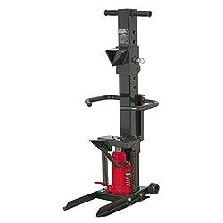 SEALEY hydraulischen Holzspalter 8tonne 575mm Kapazität Vertical Type