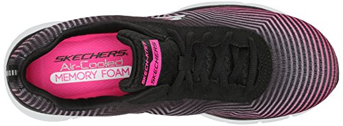 Skechers Equilizer - Expect Miracles, Multisports Extérieure Femme Negro (Black/Multi)