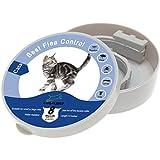EXPAWLORER Cat Flea Collars - Waterproof, 8 Month Protection Best Tick and Flea