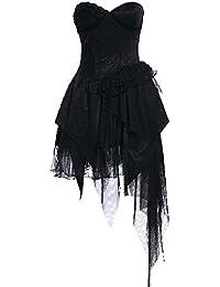70b71ade20c5 Amazon.fr   visual kei - Femme   Vêtements