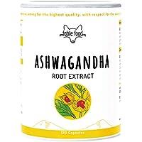 fable food® Premium Ashwagandha Wurzel-Extrakt mit 7% Withanolide   120 Kapseln   Vegan und ohne Zusatzstoffe... preisvergleich bei billige-tabletten.eu