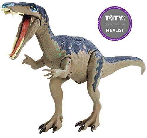 Jurassic World Dino Sonidos Baryonyx, dinosaurio de juguete...