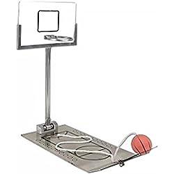 Mini Panier de Basket de Table Mini Pliable Basketball Jeu pour Enfant Kit de Basket-Ball Mobile du Bureau Panier de Basket Jeu de Bureau Loisir Intérieur Extérieur ?Sport Nouveauté Jouet X 1