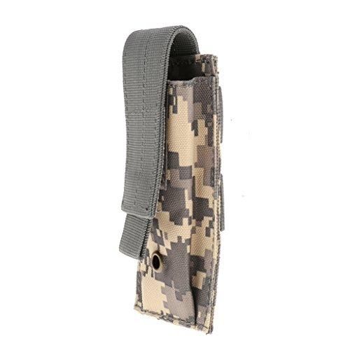 Generic Taktische / Militärische Gürteltasche, Rucksack zusätzliche Tasche, Praktisch Pouch für Outdoor Aktivitäten ACU Tarnfarbe
