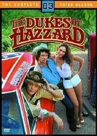 Dukes Of Hazzard - Series 3 [DVD] [2005]
