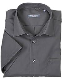 Chemise grise de Casamoda grandes tailles jusqu'à 7XL