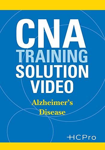 CNA Training Solution Video: Alzheimers Disease - Training Cna