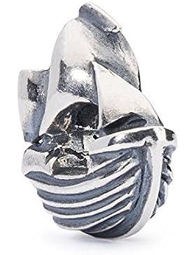 Trollbeads Damen-Bead Neue Horizonte 925 Silber - TAGBE-20072