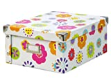 Zeller 17852 Aufbewahrungsbox Kids Pappe 31 x 26 x 14 cm