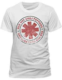 Live Nation - T-shirt Homme - Red Hot Chili Peppers - Vintage