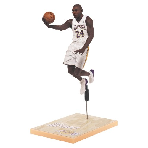 McFarlane NBA Series 23 KOBE BRYANT - Los Angeles Lakers Figur