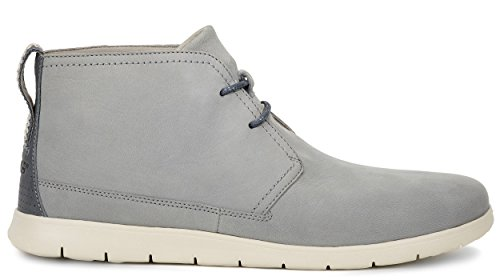 UGG Herrenschuhe mole Pencil Leather Sneaker FREAMON CAPRA Lead TarnTgAq