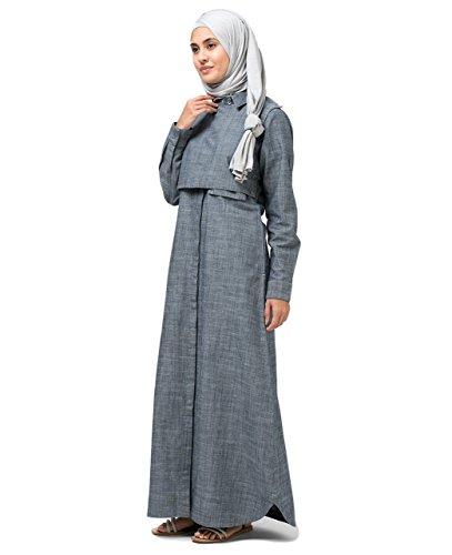 Slouchy Tom Boy Jilbab Loose 56