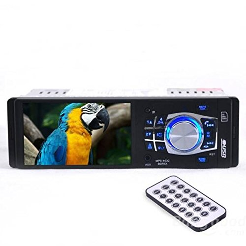 mark8shop 12 V 10,4 cm 1080P Auto MP4 MP5 Player TFT HD SCREEN Rear View-Funktion SD/USB AUX IN mit Fernbedienung