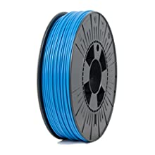 ICE Filaments® PLA filament, 2.85mm, 0.75 kg, Bold Blue