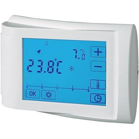 Conrad - Termostato programable con pantalla táctil