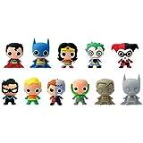 DC Comics DC Heroes Series 1 Figural Llavero (1 Random)