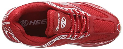 Heelys Swift (Tx2306a), Baskets Basses mixte enfant Rouge (Red / White)