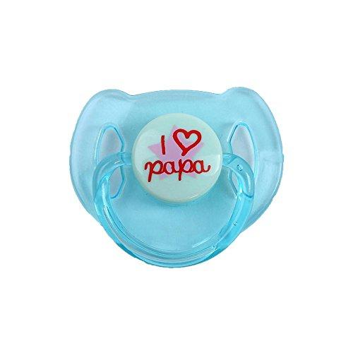 Schöne Magnet Schnuller Nette Muster Magnetische Dummy Nipple Reborn Puppe Zubehör Für Neugeborene Babypuppen -